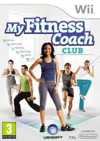 My Fitness Coach Club with Camera (Wii)