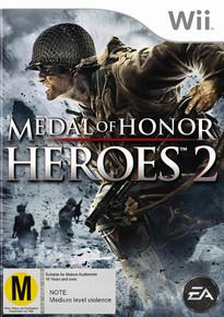 Medal Of Honor: Heroes 2 (Wii)