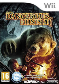 Cabela's Dangerous Hunts 2011 (Wii)