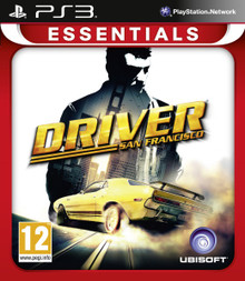Driver San Francisco Essentials (PS3)