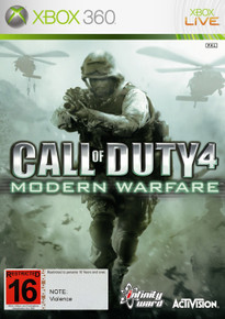 Call of Duty 4: Modern Warfare (X360)