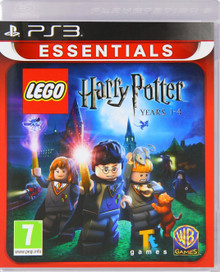 LEGO Harry Potter Essentials Years 1-4 (PS3)