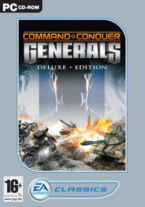 Command & Conquer: Generals Deluxe Edition (PC)