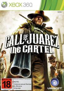 Call of Juarez - The Cartel (X360)