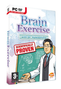 Brain Exercise with Dr. Kawashima (PC)