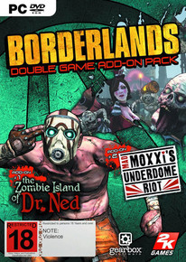 Borderlands Double Game Add-on Pack (PC)