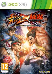 Street Fighter X Tekken (X360)