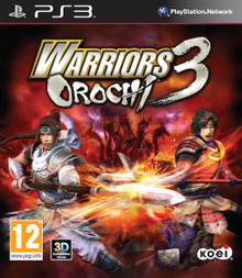 Warriors Orochi 3 (PS3)