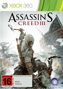 Assassin's Creed III (X360)