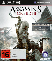 Assassin's Creed III - Exclusive Edition (PS3)
