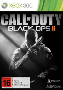 Call of Duty: Black Ops II (X360)