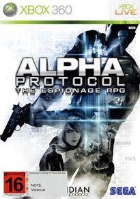Alpha Protocol (X360)