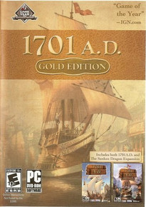 Anno 1701 A.D. Gold Edition (PC)