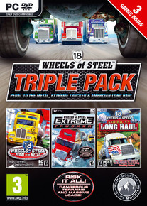 18 Wheels of Steel - Triple Pack (PC)