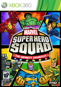 Marvel Super Hero Squad: The Infinity Gauntlet (X360)