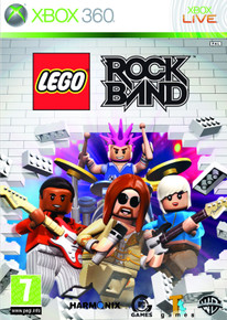 Lego Rock Band (X360)