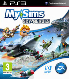 MySims Sky Heroes (PS3)