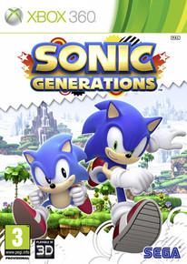 Sonic Generations (X360)