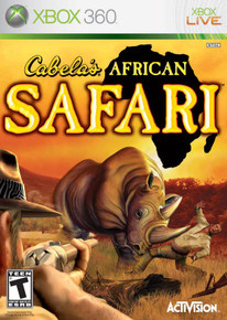 Cabela's African Safari (X360)