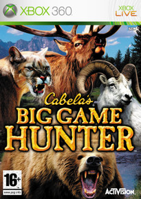 Cabela's Big Game Hunter (X360)