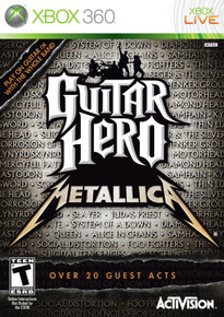 Guitar Hero: Metallica (X360)