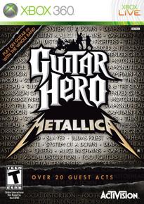Guitar Hero: Metallica (X360)