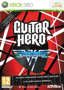 Guitar Hero: Van Halen (X360)