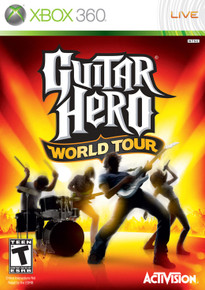 Guitar Hero: World Tour (X360)