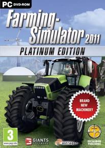 Farming Simulator 2011 Platinum Edition (PC)