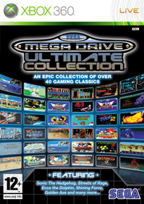 Sega Mega Drive Ultimate Collection (X360)