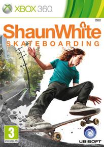 Shaun White Skateboarding (X360)
