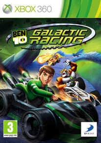Ben 10 Galactic Racing (X360)
