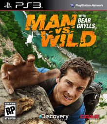 Man vs. Wild With Bear Grylls (PS3)