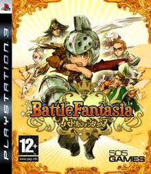 Battle Fantasia (PS3)