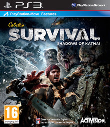 Cabela's Survival Shadows of Katmai (PS3)