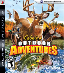 Cabela's Outdoor Adventures 2010 (PS3)