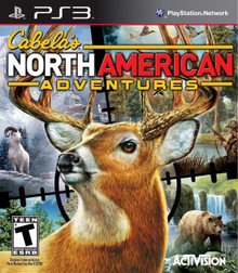 Cabela's North American Adventures (PS3)