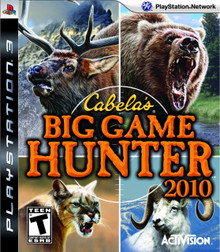 Cabela's Big Game Hunter 2010 (PS3)