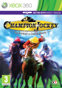 Champion Jockey G1 Jockey and Gallop Racer (X360)