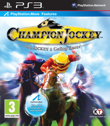 Champion Jockey G1 Jockey and Gallop Racer (PS3)