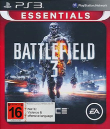 Battlefield 3 Essentials (PS3)