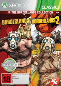 Borderlands Collection 1 & 2 (X360)