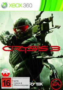 Crysis 3 (X360)