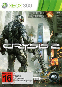 Crysis 2 (X360)