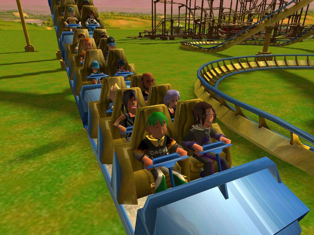 RollerCoaster Tycoon 3 Deluxe Edition (PC)