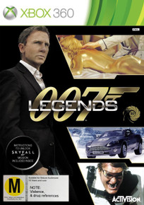 007 Legends (X360)