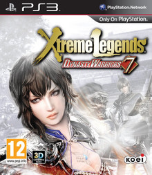 Dynasty Warriors 7 Xtreme Legends (PS3)