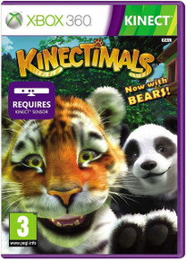 Kinectimals Now with BEARS (X360)