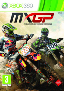 MXGP The Official Motocross Videogame (X360)