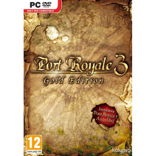 Port Royale 3 Gold Edition (PC)